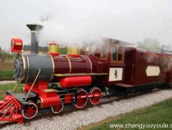 简析主流观光小火车几种主要类型!