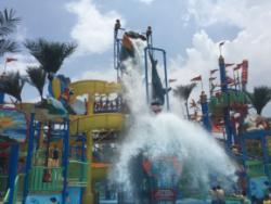 水上乐园儿童游乐设备日常维护保养过程中注意的因素