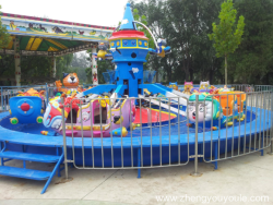 适合广场摆摊的儿童游乐设备有哪些?