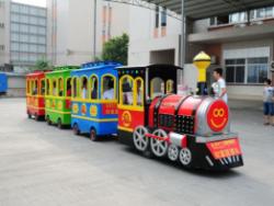 为什么越来越多的商场都可以看到观光小火车