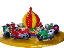 运营小型儿童游乐设备有哪些技能?