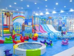 室内儿童游乐设施的安装和试运行需要人性化,实体化和管理