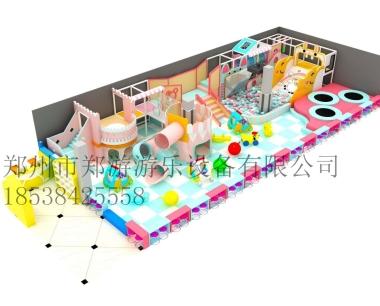 游乐设备商家儿童淘气堡游乐设备投资分析