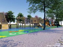 儿童体能乐园设计户外体能乐园项目