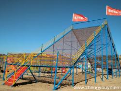 风景区体能乐园适合什么样的孩子玩