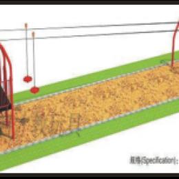 体能乐园类——组合滑道