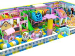儿童乐园设备的设计策略