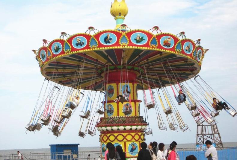飞行塔类—旋转飞椅