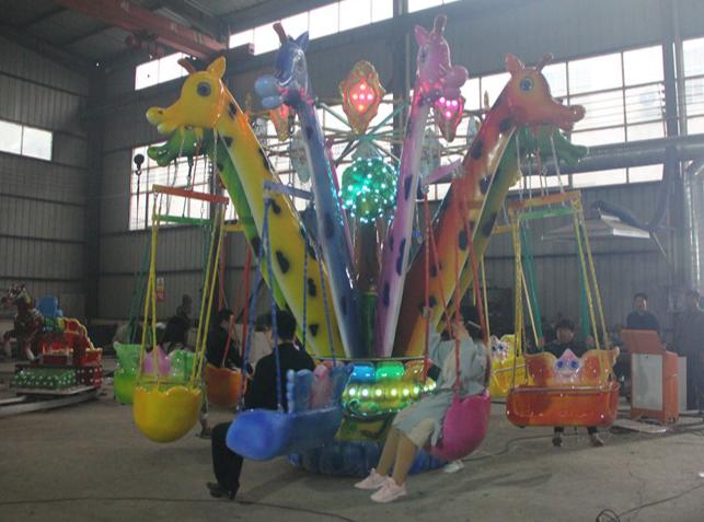 2020010512585678 - 飞行塔类—长颈鹿飞椅