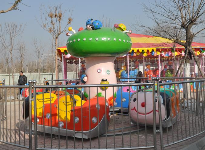 轨道类—瓢虫乐园
