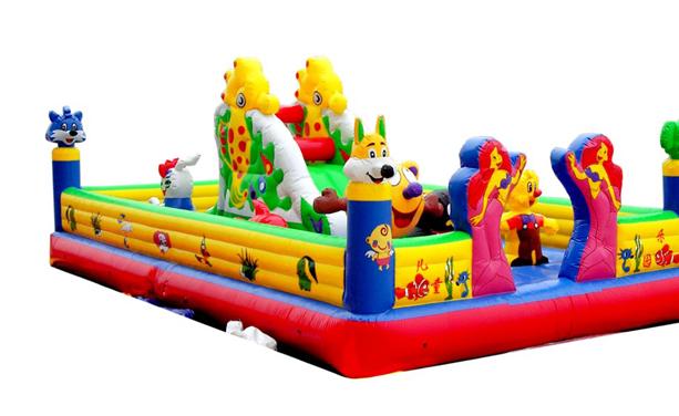 惊险刺激的儿童游乐设备:一定要注意这些