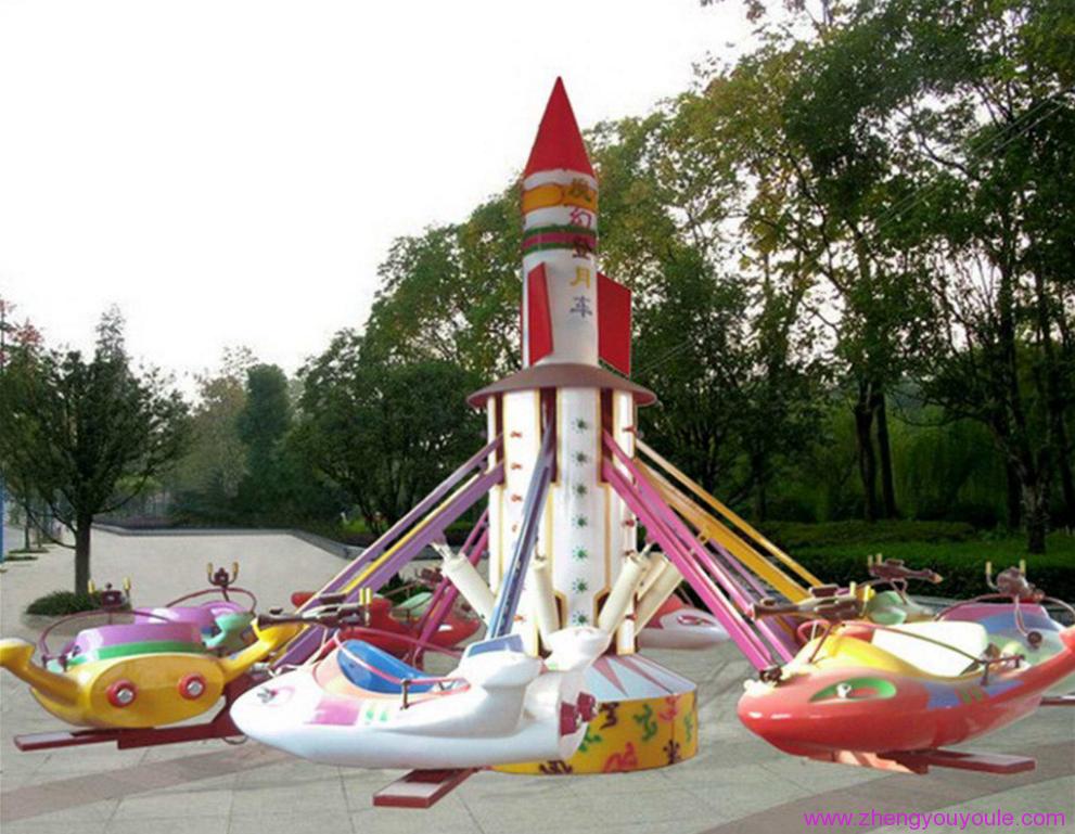 郑游游乐设备有限公司自控飞机类游乐设备(2)