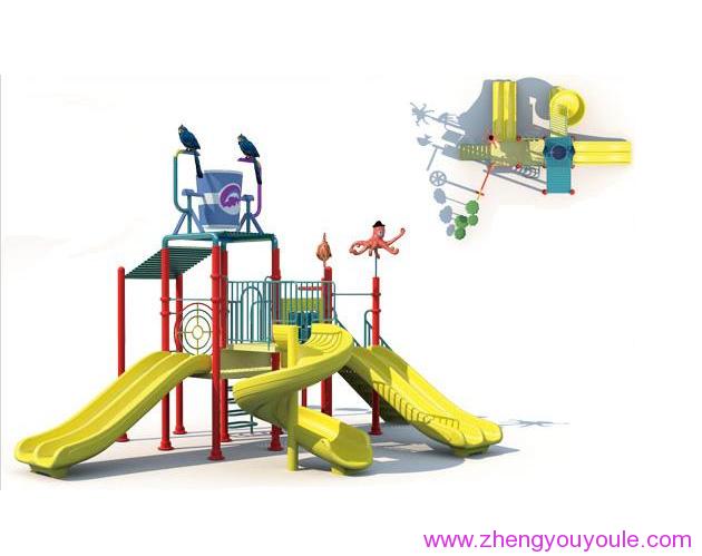 游乐设备厂家分析该怎样挑选游乐场设备才合适的问题