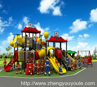 202001151228337 - 投资儿童游乐设备场所需要多少资金?