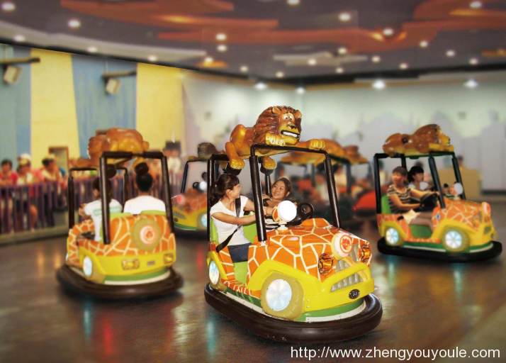 郑游游乐设备有限公司碰碰车类游乐设备