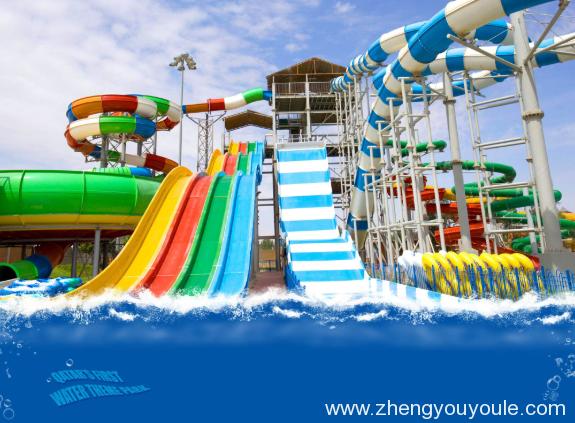 2020年大型游乐设备行业未来发展——水上乐园已成趋势