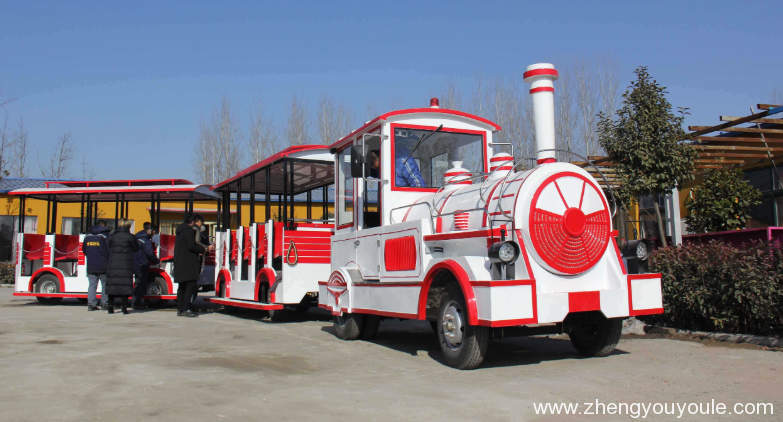 2020032015273486 - 郑游游乐设备有限公司小火车轨道类类游乐设备的新款
