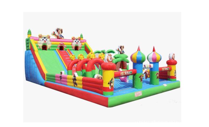 更具吸引力儿童游乐设备的选择