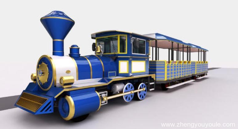 观光小火车入住商场优势