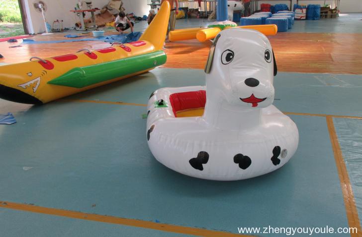无动力 类—水上斑点狗