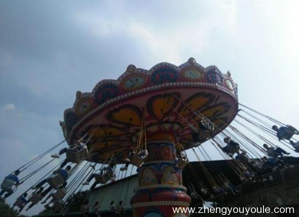 游乐设备——空中飞椅