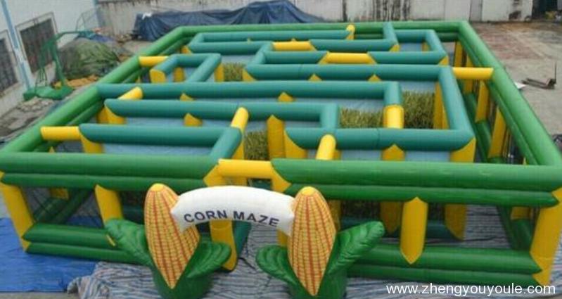 游乐设备——儿童迷宫