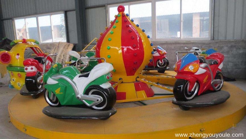转马类—摩托竞赛