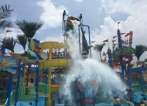 水上乐园儿童游乐设备日常维护保养过程中注意的因素插图