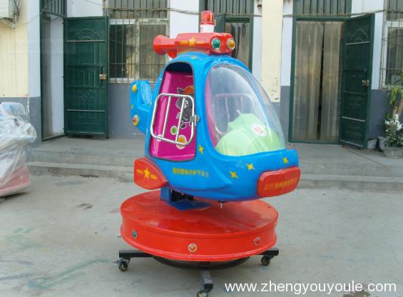 旋转升降小飞机游乐设备
