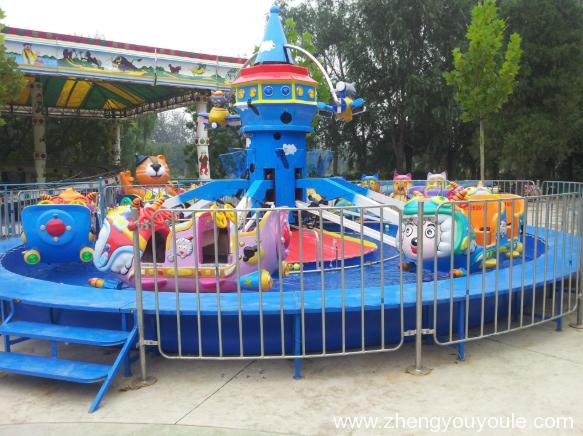 2020年儿童游乐设备