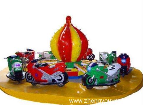运营小型儿童游乐设备有哪些技能?插图