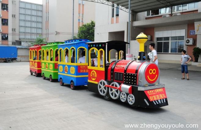 小火车游乐设备成为游乐设备行业的新宠插图