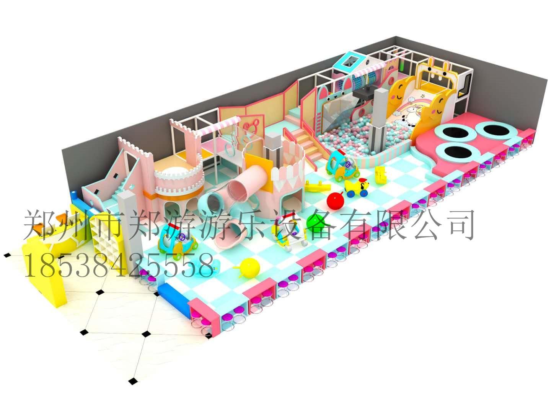游乐设备商家儿童淘气堡游乐设备投资分析插图