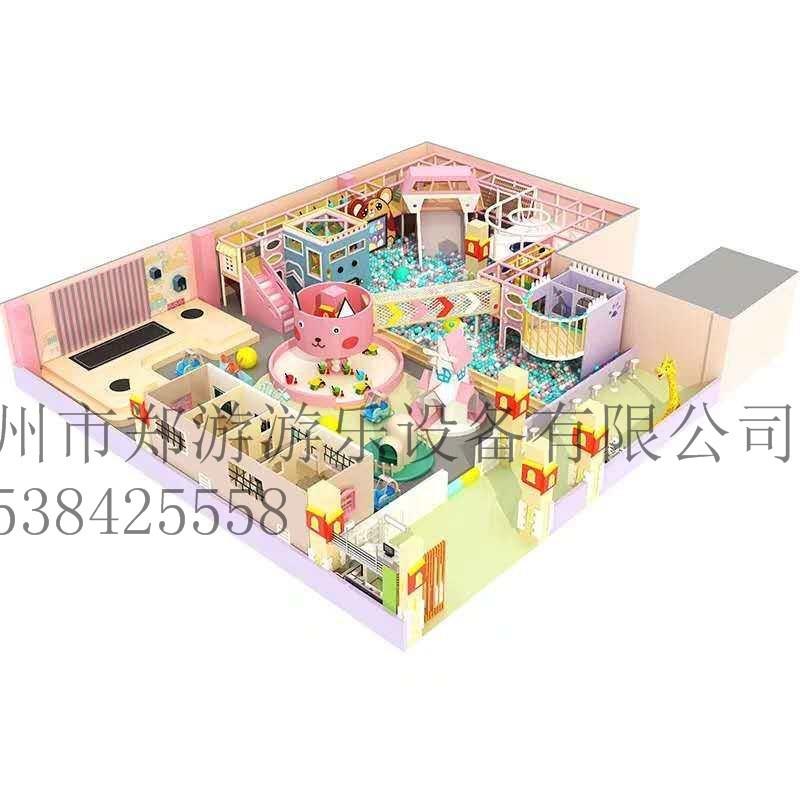 2020062402111448 - 儿童游乐--淘气堡
