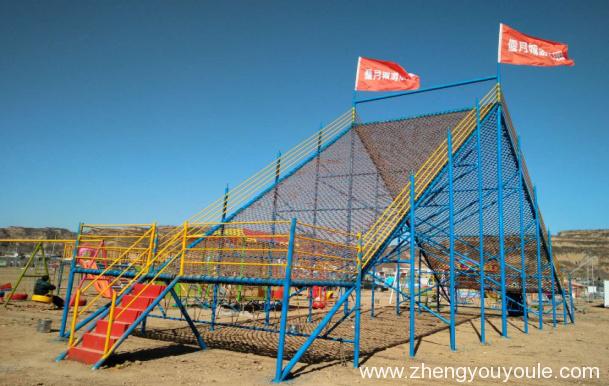 2020063016232992 - 风景区体能乐园适合什么样的孩子玩