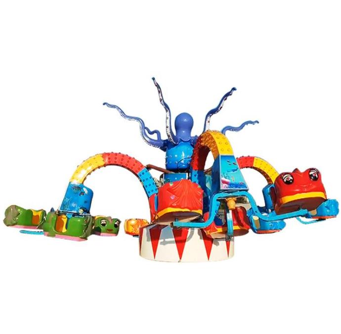飞行塔类——旋转大章鱼