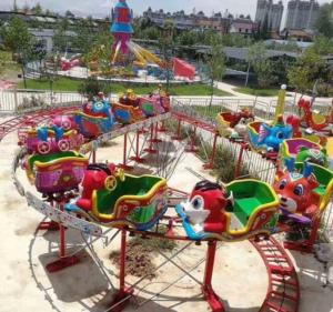 适合城市儿童公园安装的游乐设备插图