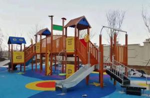 儿童乐园设备对孩子身心成长都有哪些帮助插图