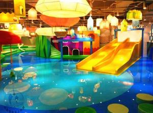 室内儿童乐园设备摆放的四大原则分享插图