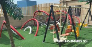 儿童户外游乐设备都有哪些比较受欢迎?插图(1)