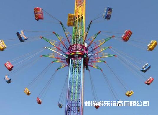 高空飞翔,一款有趣刺激的游乐设备!插图